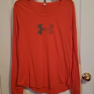 UNDER ARMOUR LS TSHIRT